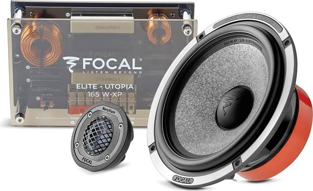 Focal Utopia 165W-XP Indulge in premium Focal sound