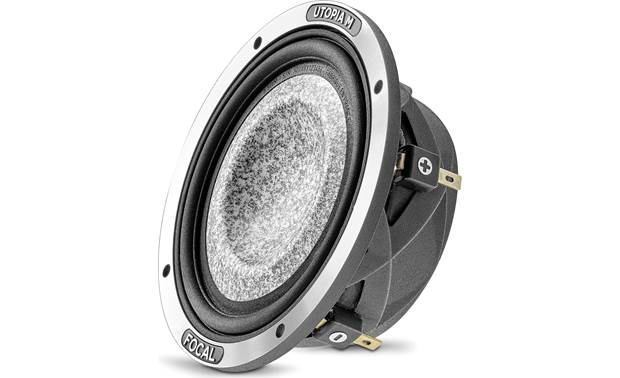 Focal 3.5WM Focal flaunts innovative design to deliver dynamic midrange playback