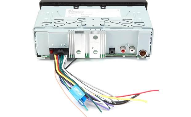 Jvc Kd X260bt Wiring Diagram