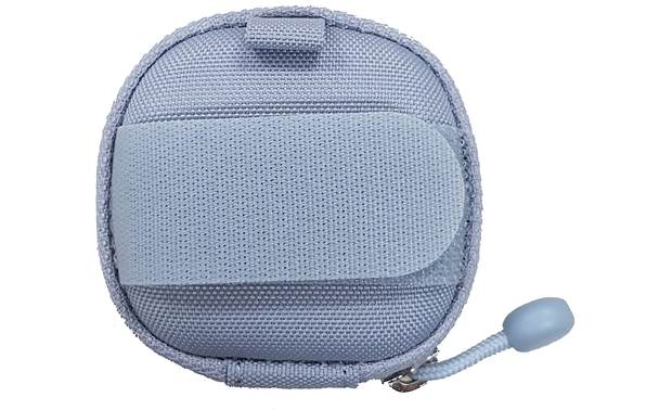 Samsung SmartThings Strap Pouch Hook-and-loop fastener on back for securing to a purse or backpack strap