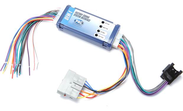 PAC ROEM-FRD2 Wiring Interface Front