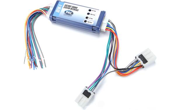 PAC ROEM-NIS2 Wiring Interface Connect a new car stereo and retain