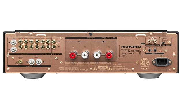 Marantz PM-KI Ruby Back