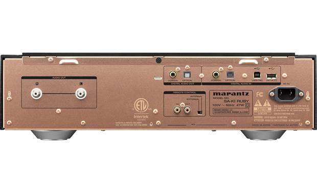 Marantz SA-KI Ruby Back