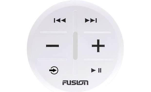 Fusion MS-ARX70W Big, easy-to-use buttons