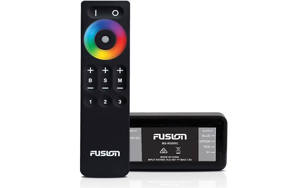 Fusion MS-RGBRC wireless remote and control module