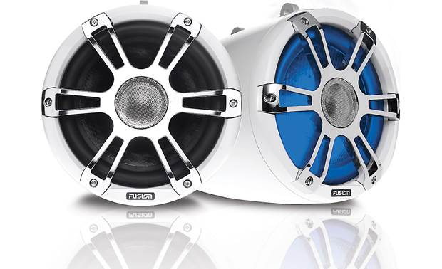 Fusion SG-FT88SPWC wakeboard tower speakers