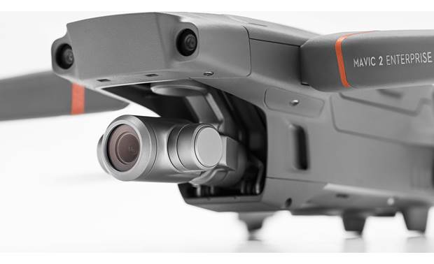 DJI Mavic 2 Enterprise Gimbal-mounted 4K camera
