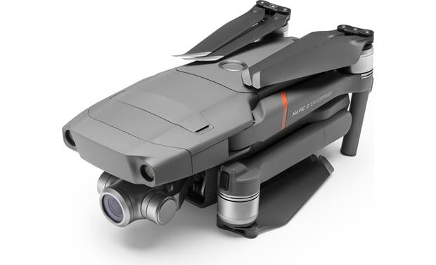 DJI Mavic 2 Enterprise Folds for easy transportation and storage