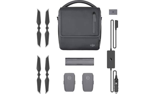 DJI Mavic 2 Enterprise Fly More Kit Front