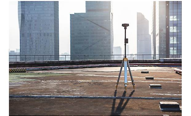 DJI D-RTK 2 Mobile Station Provides real-time differential corrections for surveying and mapping accuracy (tripod not included)