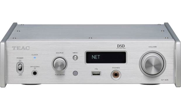 TEAC NT-505 Front