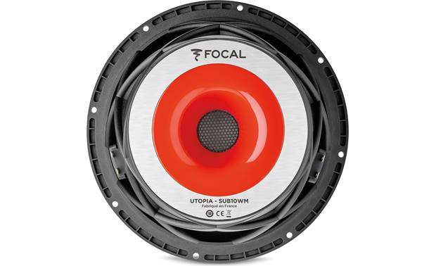 Focal SUB10WM Back