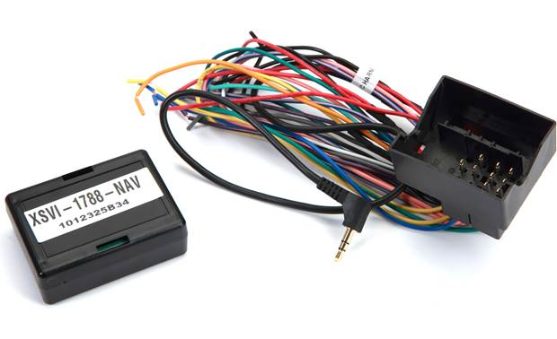 Axxess XSVI-1788-NAV Wiring Interface Wire up a new car stereo in your Sprinter