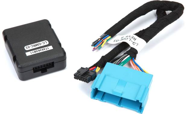 Axxess LC-GMRC-03 Wiring Interface Front