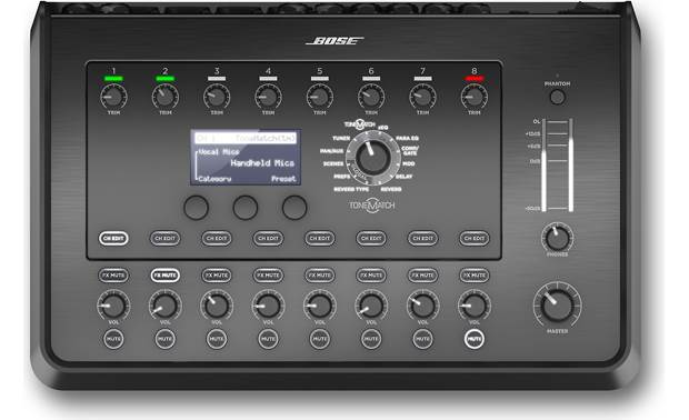 Bose T8S ToneMatch Mixer 8-channel mixer