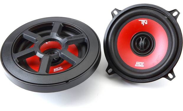 MTX Terminator5 Step up from factory sound with these Terminator Series speakers