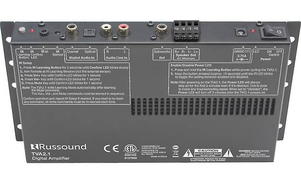 Russound TVA2.1 (factory refurbished) Front