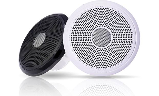 Fusion XS-F65CWB Classic Black and Classic White speaker grilles included
