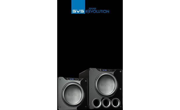 SVS SB-3000 Other