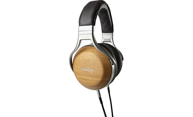 Denon AH-D9200 Bamboo earcups lend an organically smooth, detailed sound
