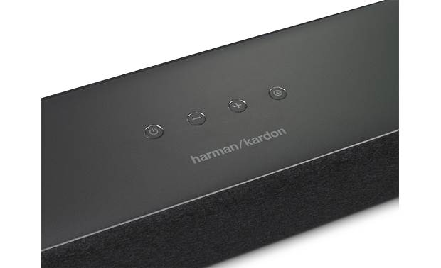 Harman Kardon Enchant 800 Top-panel controls