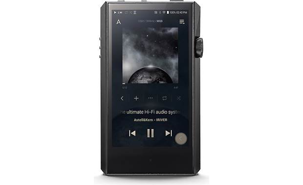 Astell&Kern A&ultima SP1000M Black