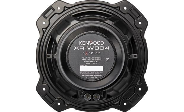 Kenwood Excelon XR-W804 Other
