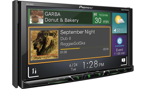 Pioneer AVH-601EX Other