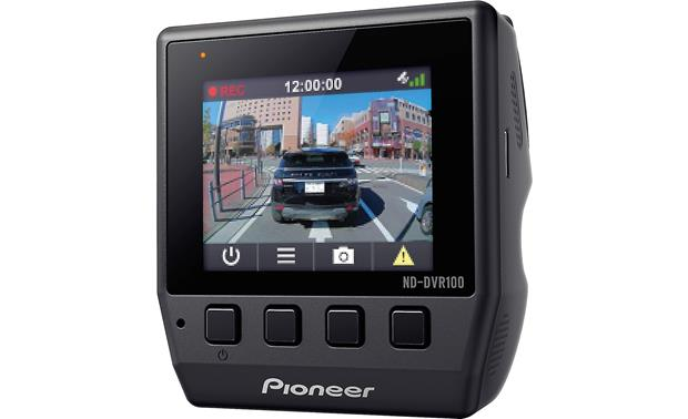 Pioneer ND-DVR100 Watch playback of your HD video in the built-in 2
