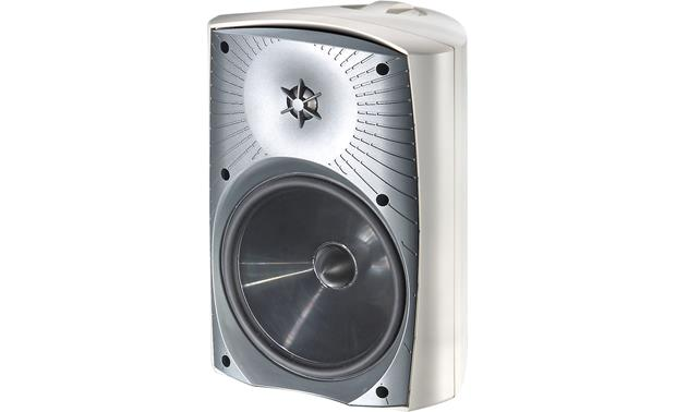 "MartinLogan ML-75AW 7-1/2"" mineral-filled polypropylene woofer and 1"" titanium dome tweeter"