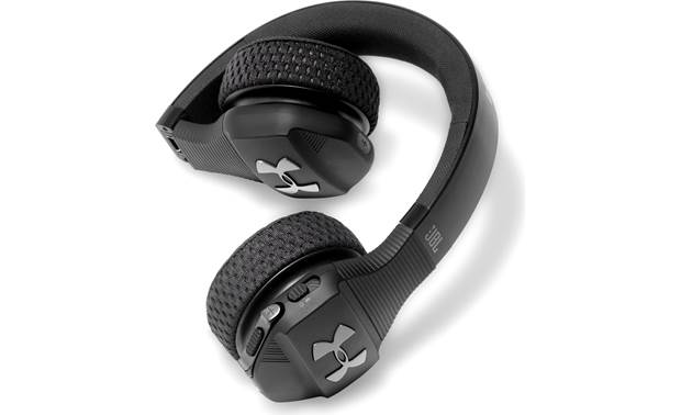 Under Armour® Sport Wireless Train — Engineered by JBL Foldable design