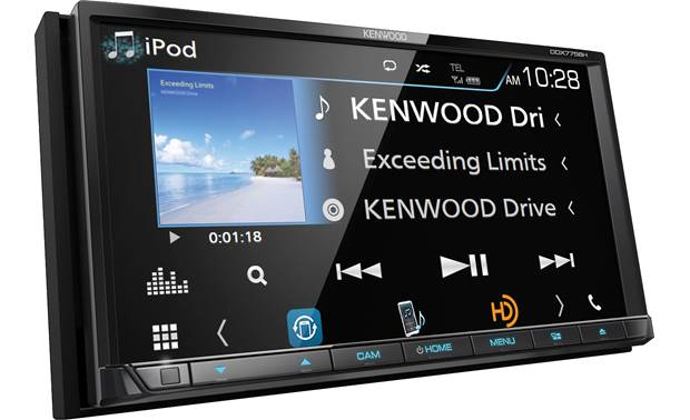 Kenwood DDX775BH Other