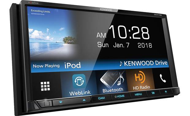 Kenwood Excelon DDX795 Other