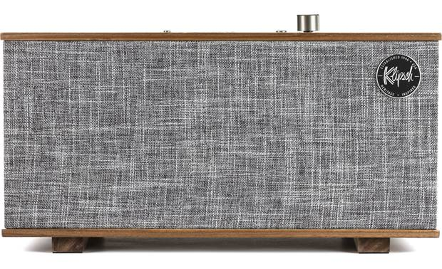 Klipsch The Three with Google Assistant Walnut