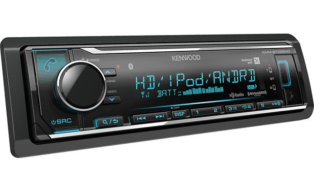 Kenwood KMM-BT522HD Other