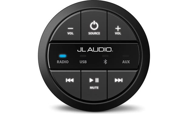 JL Audio MMR-20-BE wired marine remote control