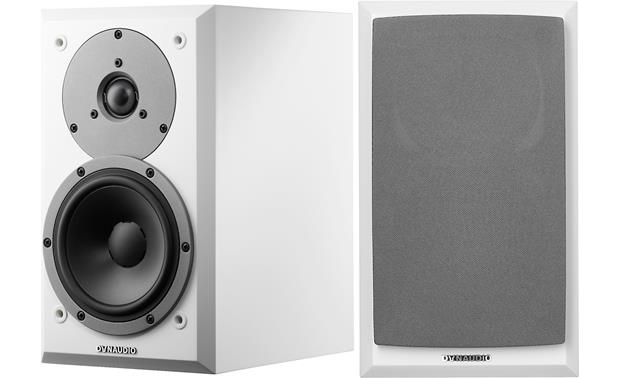 Dynaudio Emit M10 Shown with one grille removed