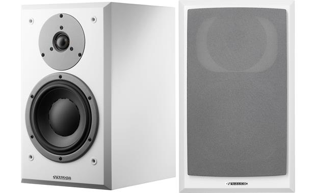 Dynaudio Emit M20 Shown with one grille removed