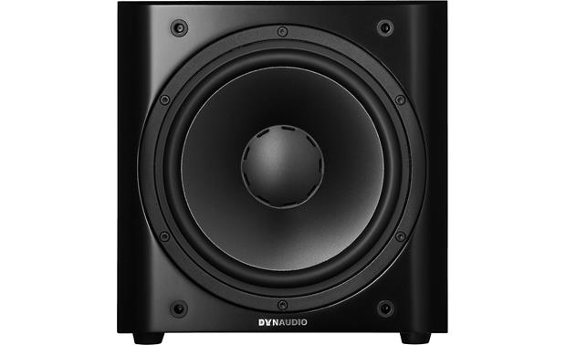 Dynaudio Sub 3 Direct view with grille removed