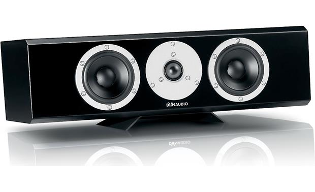 Dynaudio Excite X24 Center Includes a removable base for angling the speaker upward