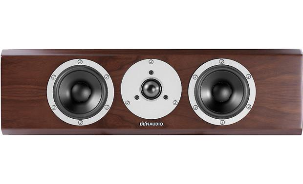 Dynaudio Excite X24 Center Front view with grille removed