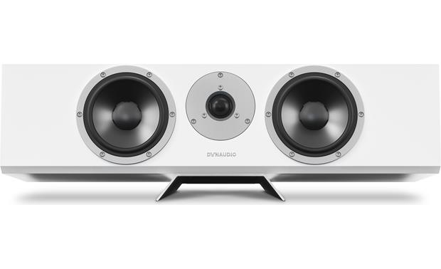 Dynaudio Excite X28 Center Front view with grille removed