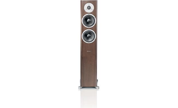 Dynaudio Excite X34 Shown with removable outrigger feet