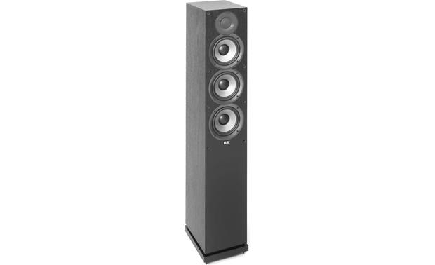 ELAC Debut 2.0 F5.2 Shown with grille removed
