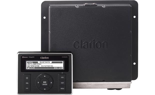 Clarion CMS20 hideaway marine digital media receiver system