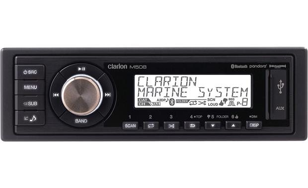 Clarion M508 Other