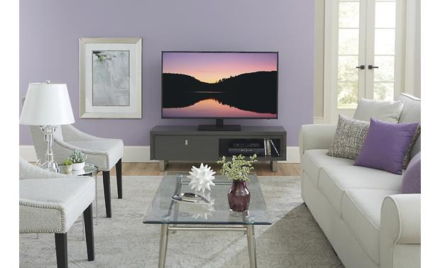 Sanus VSTV1 Ideal for shallow cabinet tops (TV not included)
