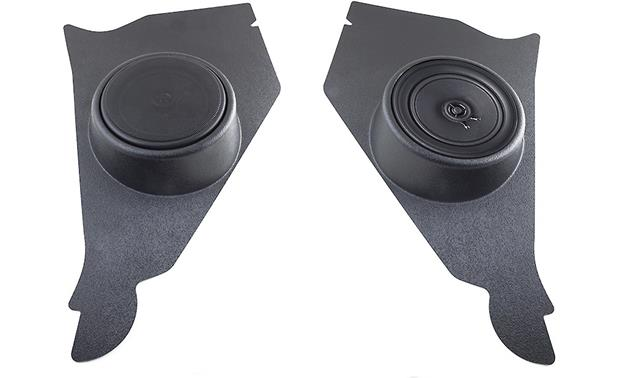 RetroSound KP-C03-5556-62 Paint these enclosures to match your vehicle's interior