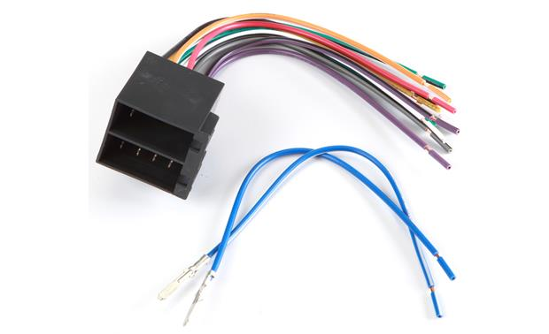 Pleasing Metra Wiring Harnesses At Crutchfield Com Wiring Digital Resources Zidurslowmaporg